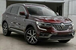2020 Renault Koleos HZG MY20 Intens X-tronic Red 1 Speed Constant Variable Wagon Springwood Logan Area Preview