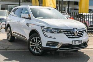 2020 Renault Koleos HZG MY20 Zen X-tronic White 1 Speed Constant Variable Wagon Bentleigh Glen Eira Area Preview