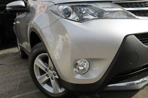 2014 Toyota RAV4 ASA44R MY14 GXL AWD Silver 6 Speed Sports Automatic Wagon Mosman Mosman Area Preview