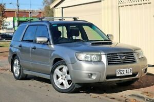 2006 Subaru Forester 79V MY06 XT AWD Silver 5 Speed Manual Wagon Glenelg Holdfast Bay Preview