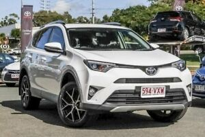 2015 Toyota RAV4 ASA44R GXL AWD White 6 Speed Sports Automatic Wagon Noosaville Noosa Area Preview