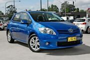 2012 Toyota Corolla ZRE152R MY11 Ascent Sport Blue 4 Speed Automatic Hatchback Thornleigh Hornsby Area Preview