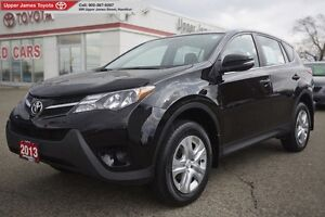 2013 Toyota RAV4 LE - Bought and serviced right here.