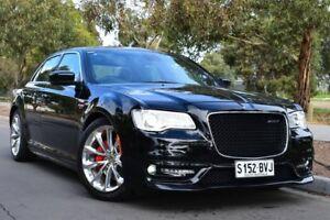 2015 Chrysler 300 LX MY16 SRT E-Shift Black 8 Speed Sports Automatic Sedan St Marys Mitcham Area Preview