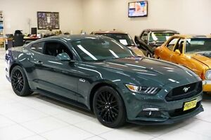 2016 Ford Mustang FM Fastback GT 5.0 V8 Guard 6 Speed Automatic Coupe Carss Park Kogarah Area Preview