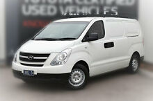 2011 Hyundai iLOAD TQ-V White 5 Speed Manual Van Berwick Casey Area Preview