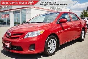 2013 Toyota Corolla CE - Manager's Special