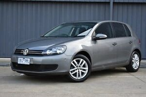 2011 Volkswagen Golf VI MY12 103TDI DSG Comfortline Grey 6 Speed Sports Automatic Dual Clutch Epping Whittlesea Area Preview