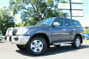 2006 Toyota Landcruiser HDJ100R GXL Grey 5 Speed Automatic Wagon Earlville Cairns City Preview