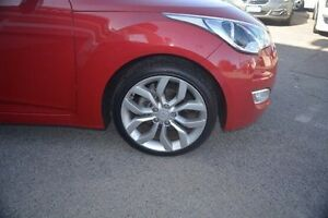 2012 Hyundai Veloster FS Coupe Red 6 Speed Manual Hatchback Bayswater Bayswater Area Preview