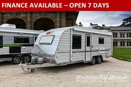 NG003 Nova Metrolink Home & Away 18ft, Affordable Family Fun Van!