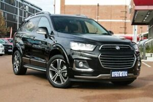 2018 Holden Captiva CG MY18 LTZ AWD Black 6 Speed Sports Automatic Wagon Fremantle Fremantle Area Preview