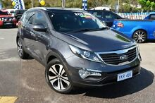 2013 Kia Sportage SL Series II MY13 Platinum Grey 6 Speed Auto Seq Sportshift Wagon Phillip Woden Valley Preview