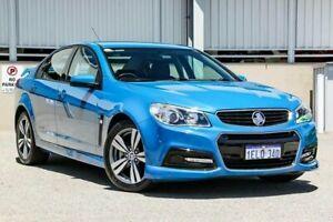 2013 Holden Commodore VF SS Blue 6 Speed Automatic Sedan