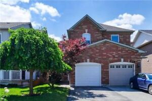 Full Brick Solid House Semi Detached House In Meadowvale Village