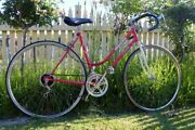 Pink Ladies bike 10 speed new cables, good working order South Melbourne Port Phillip Preview