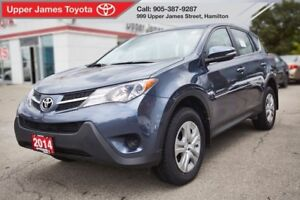 2014 Toyota RAV4 LE - Manager's Special Blowout!