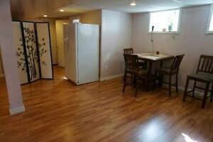 2 BDRM Basement Suit, Bright, Spacious and Separate Entrance