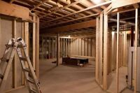 Framing contractor available