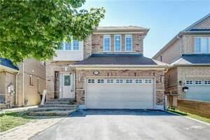 Spectacular 3+1 Bedroom 4 Bathrooms Detached Home