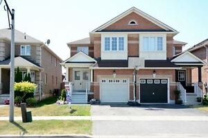 GORGEOUS SEMI DETACHED HOME IN DURHAM COMMUNITY