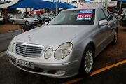 2002 Mercedes-Benz E240 W211 Elegance Black 5 Speed Sports Automatic Sedan Colyton Penrith Area Preview