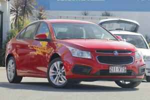 2015 Holden Cruze JH Series II MY15 Equipe Red Hot 6 Speed Sports Automatic Sedan Rocklea Brisbane South West Preview