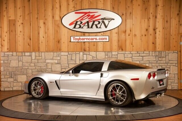 2012 Silver Chevrolet Corvette Z06  | C6 Corvette Photo 5