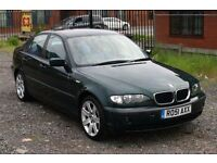 BMW 318I SE AUTO (Cheap car with automatic gearbox and MOT)