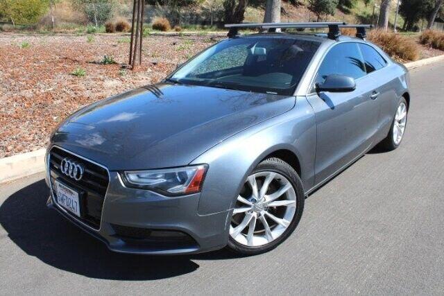 Image 1 Voiture Européenne d'occasion Audi A5 2013