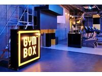 Gymbox (all access for 9 months) membership for sale