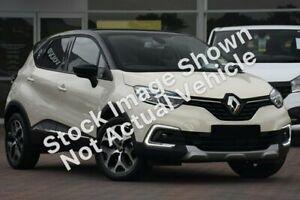 2019 Renault Captur J87 Intens EDC White 6 Speed Sports Automatic Dual Clutch Hatchback Seaford Frankston Area Preview