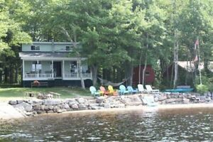 Nova Scotia Lakefront Cottage for Rent