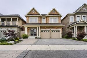 House for Rent in Vaughan with 4 Bedrooms Detached