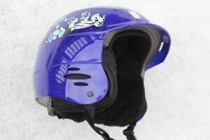 Smith Downhill Ski helmet youth size adjustable 48 to 53 cm arou