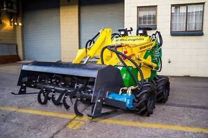 McLoughlin Mini Skid Steers , Diggers TOP REVIEWS Oz wide Bassendean Bassendean Area Preview