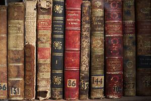 WANTED ODD ANTIQUES UNWANTED OLD BOOK COLLECTIONS