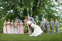 wedding photographer + professional retouching