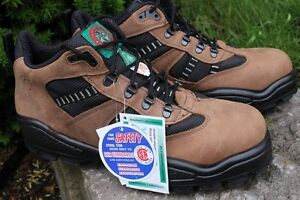 Moosehead Steel Toe Safety boots men's size US 13 3E brand SA Ce