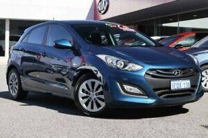 2014 Hyundai i30 GD Active Tourer Blue 6 Speed Sports Automatic Wagon Osborne Park Stirling Area Preview
