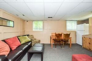 Walking Distance to UW $495 Furnished All Inclusive w/ DSL WIFI Kitchener / Waterloo Kitchener Area image 3