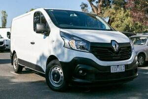 2016 Renault Trafic X82 103KW Low Roof SWB White 6 Speed Manual Van Bentleigh East Glen Eira Area Preview