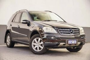2006 Mercedes-Benz ML350 W164 Black 7 Speed Sports Automatic Wagon