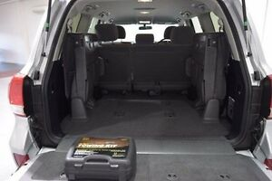 2011 Toyota Landcruiser VDJ200R MY10 GXL Silver 6 Speed Sports Automatic Wagon South Launceston Launceston Area Preview