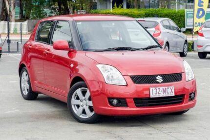 2010 Suzuki Swift RS415 Red 4 Speed Automatic Hatchback