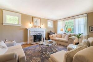 spacious 3BR home in Shaughnessy, Avail Sep. 1