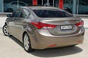 2011 Hyundai Elantra MD Premium Bronze 6 Speed Sports Automatic Sedan Thornleigh Hornsby Area Preview