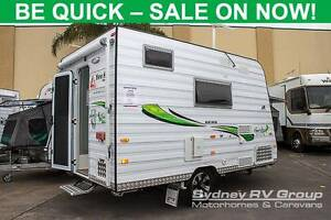 A30609 New Age Gecko 11ft COMPACT Rear Door STYLISH Van Penrith Penrith Area Preview