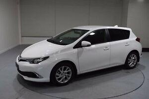 2016 Toyota Corolla ZRE182R Ascent Sport S-CVT White 7 Speed Constant Variable Hatchback South Launceston Launceston Area Preview