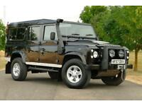 LAND ROVER DEFENDER 110 2.4TDci STATION WAGON